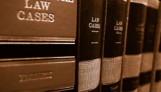 Legal books - cases